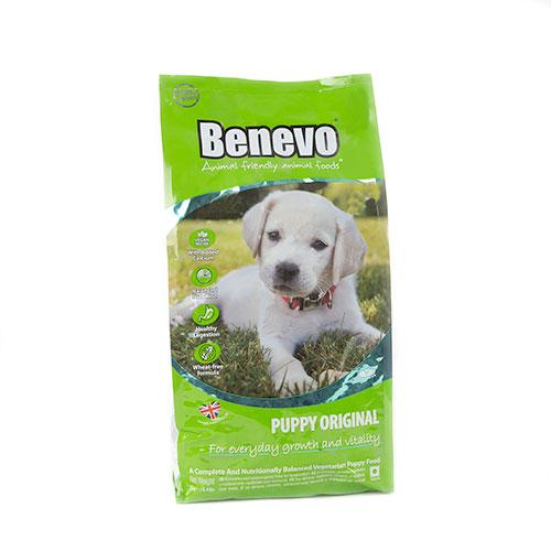 Benevo Puppy Complet Ração vegana para cachorros