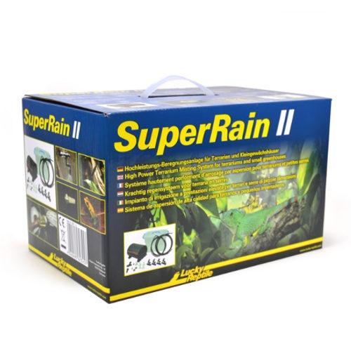 Lucky Reptile Sistema de chuva artificial Super Rain