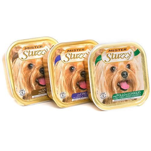 Mister Stuzzy Dog Alimento para cães qualidade extra 300 gr