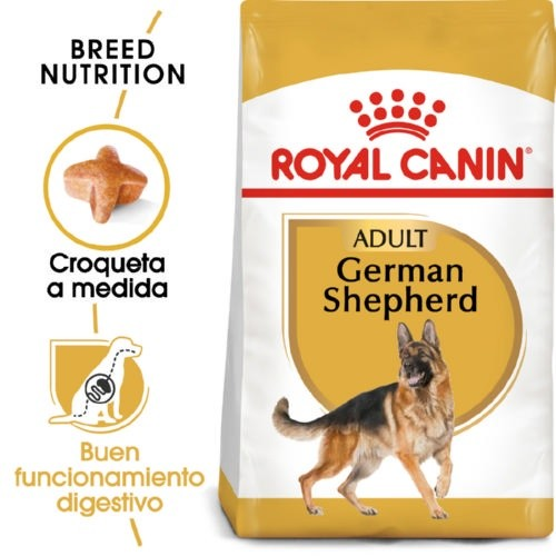 Royal Canin Pastor Alemão Adulto