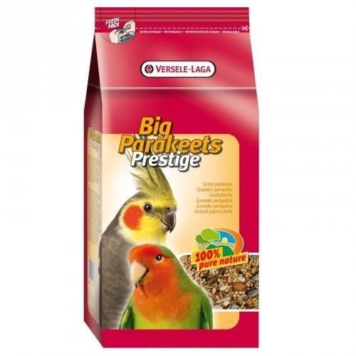 Versele laga Prestige big parakeet Stand up ninfas e agapornis