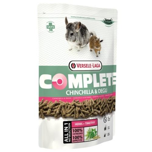 Versele Laga Chinchilla & Degu  complete alimentação para chinchilas