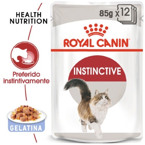 Royal Canin Gato Instinctive em Gelatina