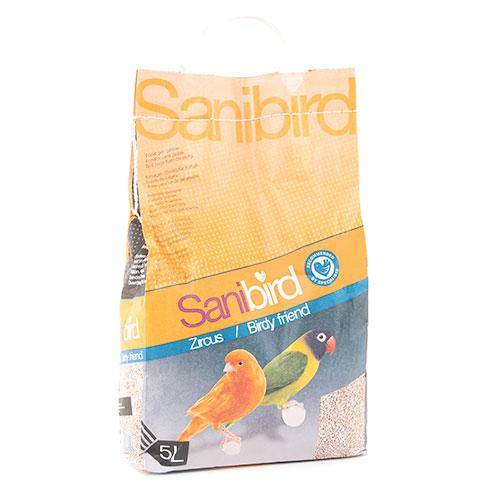 Sanibird areia absorbente para gaiolas de pássaros