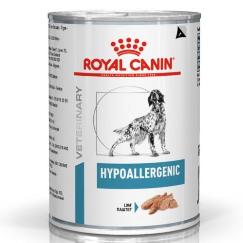 Lata Royal Canin Hypoallergenic Canine Húmido