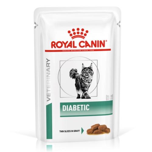 Royal Canin Diabetic Feline Húmido