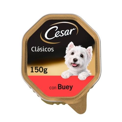 Terrine Paté de Buey Dog Cesar
