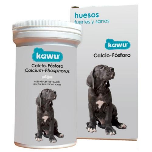 Suplemento de Cálcio e fósforo para cães Kawu