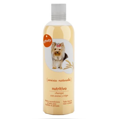 Affinity Care Champô nutritivo para cães
