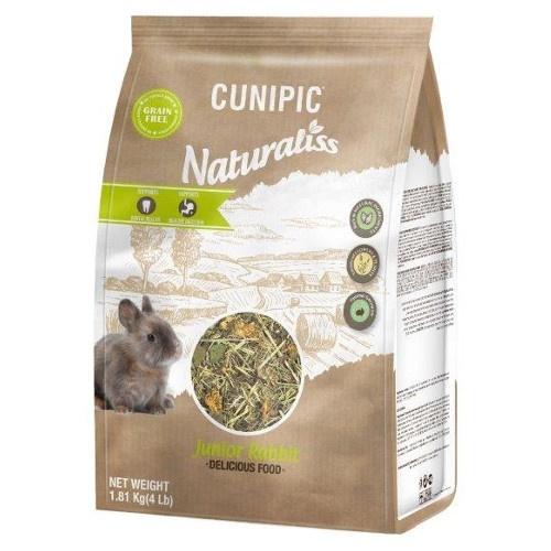 Cunipic Naturaliss para coelhos baby