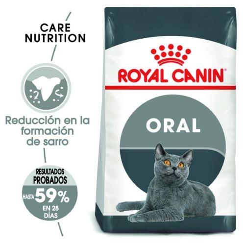 Royal Canin Oral Care ração para gatos