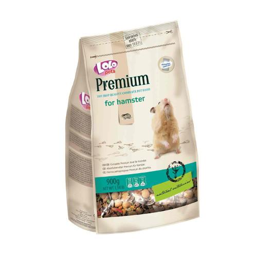Lolo Pets Premium Mistura completa para Hamsters