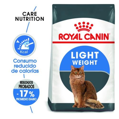 Royal Canin Ligth weight Care ração para gatos