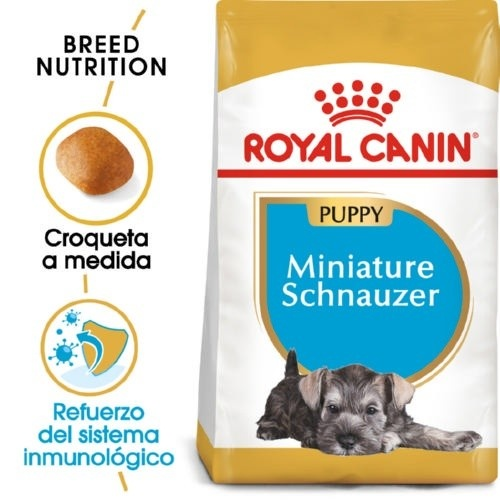 Royal Canin Schnauzer Mini Junior