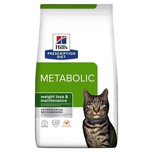 Hills Prescription Diet Feline Metabolic Seco