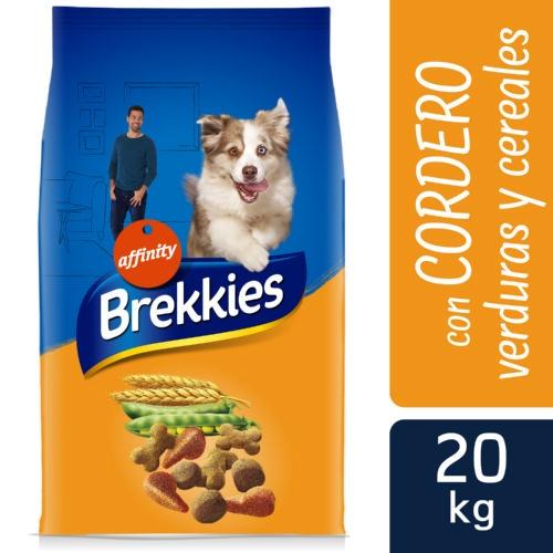 Brekkies Adult Mix Cordeiro Ração para cães