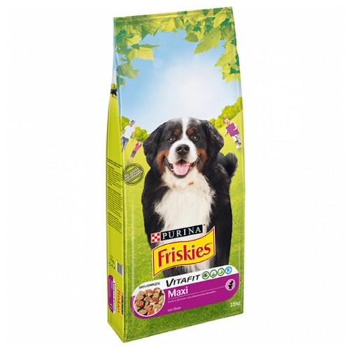 Friskies Adult Maxi Ração para cães grandes