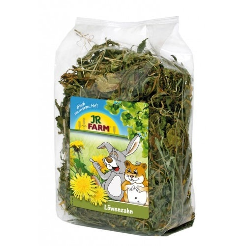 Jr-Farm Dandelion seca para roedores e répteis