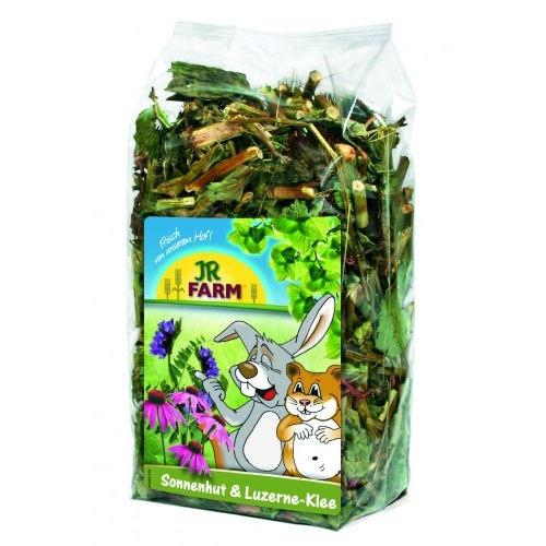 Jr-Farm Echinacea e Alfafa para roedores e répteis