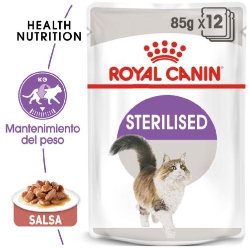 Royal Canin Feline Sterilised Húmido