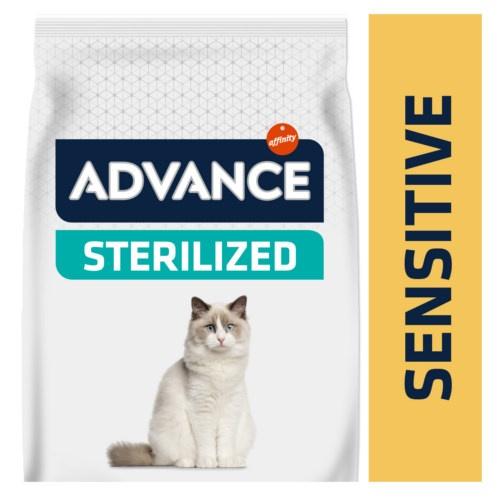 Advance Sterilized Sensitive com salmão e cevada