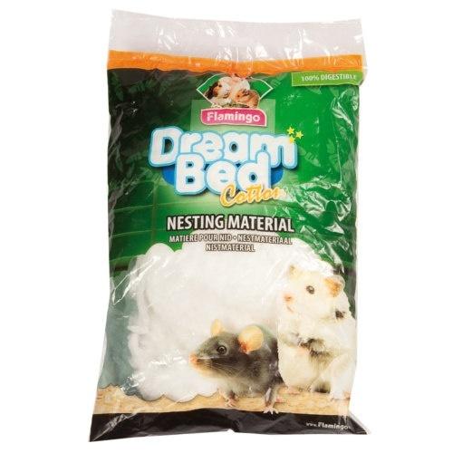 Material de algodão para o ninho de roedores Dream Bed Cotton