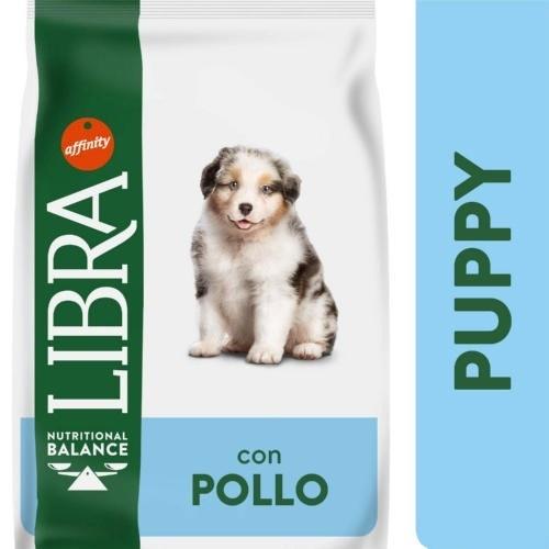 Libra Puppy Frango ração para cachorros