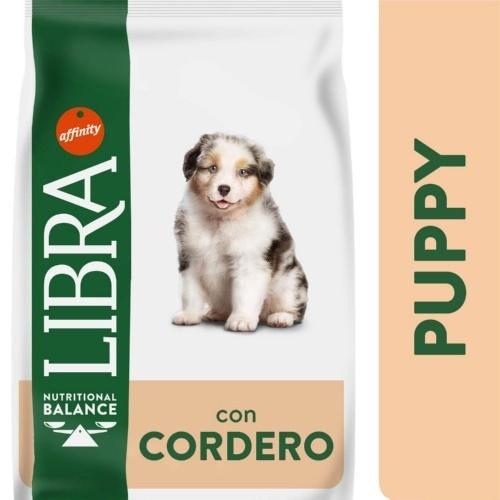 Libra Puppy Cordeiro ração para cachorros