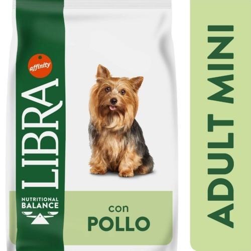 Libra Adult Mini Ração para cães pequenos