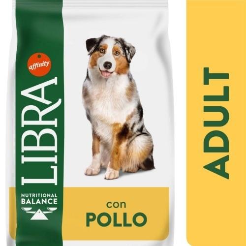 Libra Adult Frango ração para cães