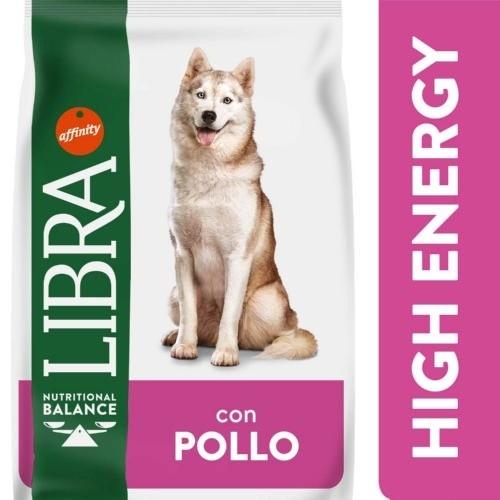 Libra High Energy Ração para cães ativos
