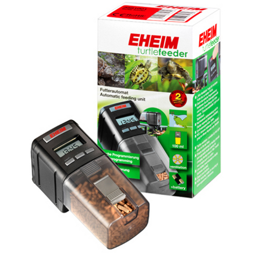 Comedouro automático para tartarugas EHEIM Turtlefeeder