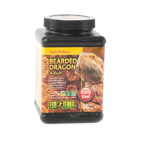 Alimento Dragões barbudos adultoEXO TERRA