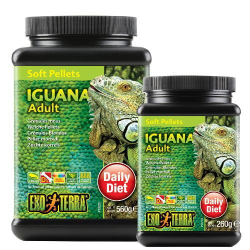 Alimento Iguana Adulto EXO TERRA