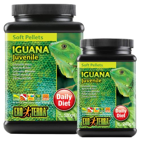 Alimento Iguana Joven EXO TERRA