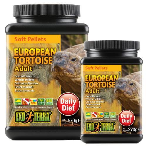 Alimento Tartaruga Europeia adulta  EXO TERRA