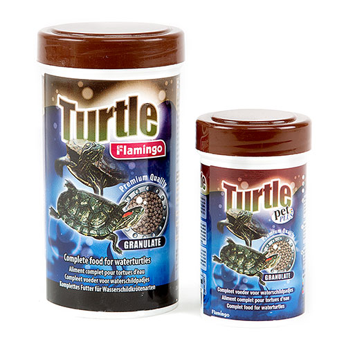 Alimento completo para Tartarugas aquáticas Pet Plus Turtle