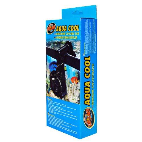 Zoomed Aqua Cool Ventilador para aquários