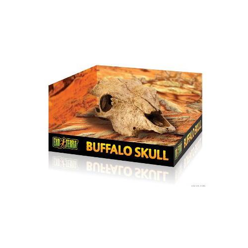 Exo Terra Refúgio crânio de búfalo para répteis e anfíbios