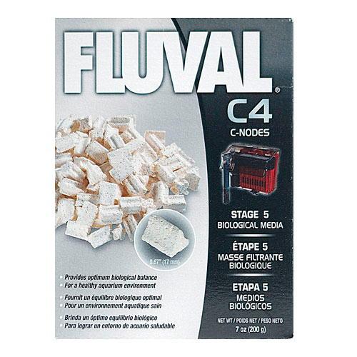 C-nodes cilindros de cerâmica para filtro bolsa Fluval C