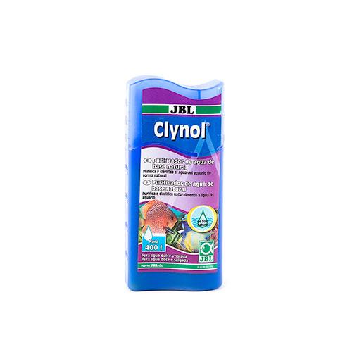 JBL Clynol Clarificador-limpador de água natural para aquários