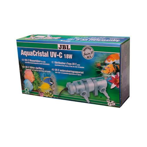 JBL Aquacristal UV-C Série II Esterilizador aquários e tanques