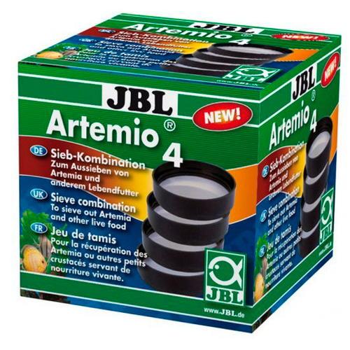 JBL Artemio 4 peneiras para classificação de alimento vivo