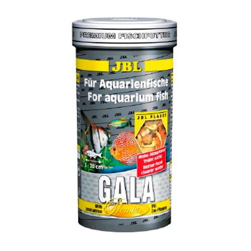 JBL Gala Alimento Premium em escamas para peixes de água doce