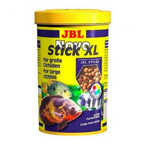 JBL NovoStick XL Alimento completo em palitos ciclídos grandes