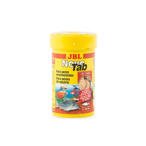 JBL Novotab Alimento completo em pastilhas para todos os peixes