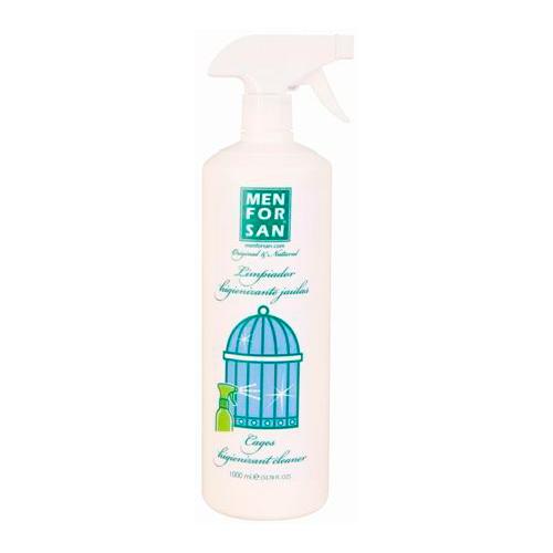 Limpador Desinfectante para gaiolas de Aves
