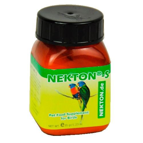 Nekton S suplemento vitamínico com aminoácidos para Pássaros