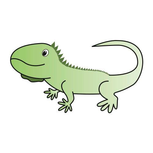 Pack de Manutenção mensal para iguanas adultas