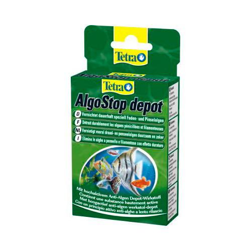 Tetra AlgoStop Depot ação prolongada contra algas